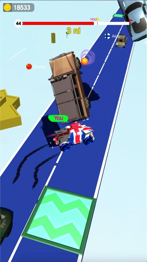 全民赛车iPhone版 V1.4