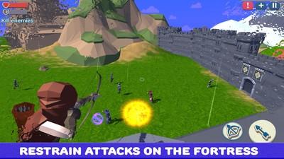 弓箭手3D城堡防御安卓版 V1.05