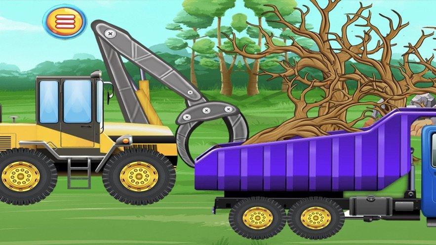 工程车辆和卡车iPhone版 V1.0