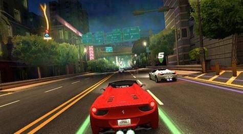 狂野飙车超越iPhone版 V1.3.0