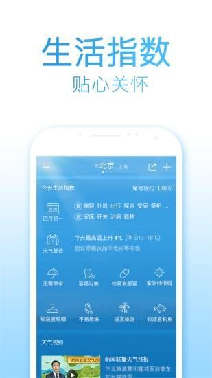 2345天气王安卓版 V8.3