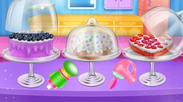 芝士蛋糕机iPhone版 V1.0