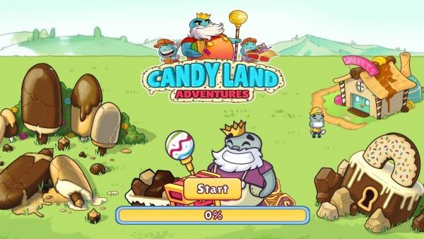 糖果乐园历险记安卓版 V0.1