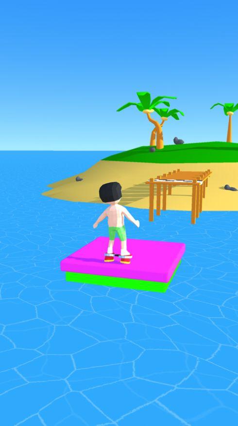 Flyboard跑步3DiPhone版 V1.0