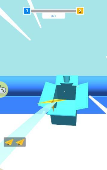 纸飞机发射安卓版 V1.0