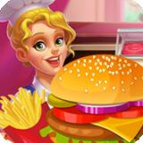 开心汉堡制作餐厅安卓版 V1.0