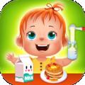 宝宝模拟护理