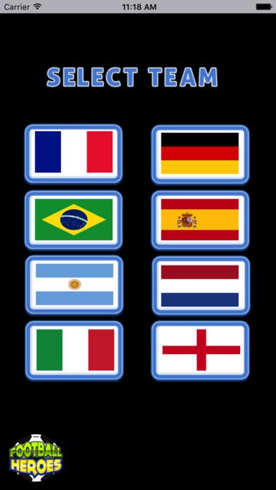 足球英魂iPhone版 V1.0